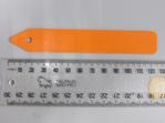 Plastic Plant Label Colored 125mm x 100 Per Pack