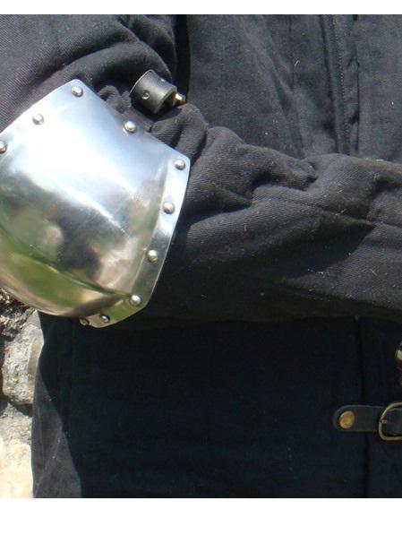 Plate 1 - 13th Century Elbow Armour