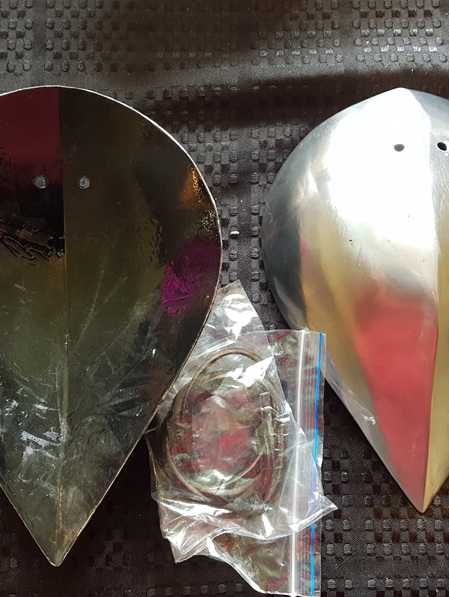 "Plate 27 - 13th Century ""Visby"" Style Spaulders"