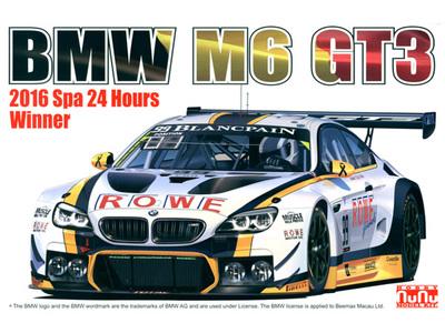Platz 1/24 BMW M6 GT3 24H SPA 2016 winner