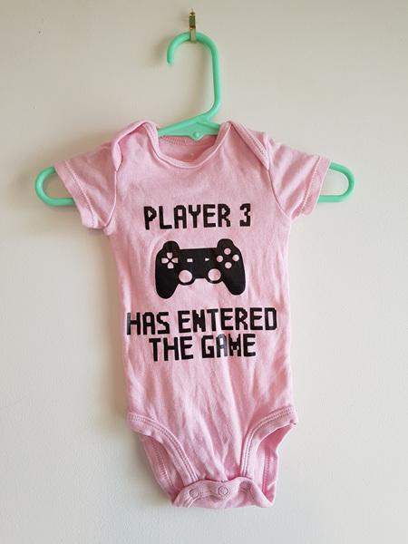 Player 3 Bodysuit