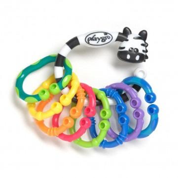 Playgro Zebra Links