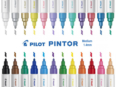 Pliot Pintor Medium Singles