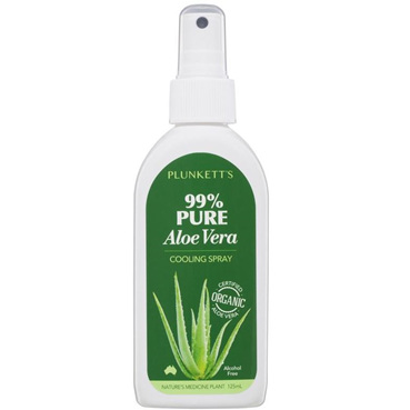 PLUNKETT PURE ALOE VERA SPRAY 125ML