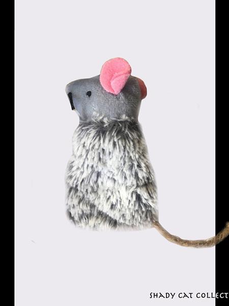 Plush Mouse Toy