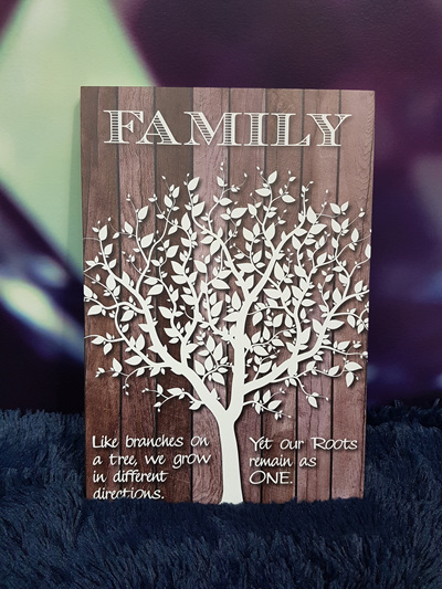 PLY ART FAMILY - Large
