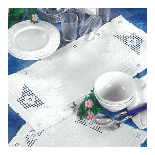 PM639610  Hardanger Runner on White