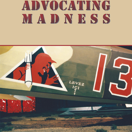 Poetry Book - Advocating Madness