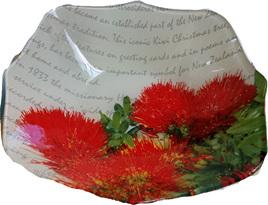 Pohutukawa Bowl - Medium