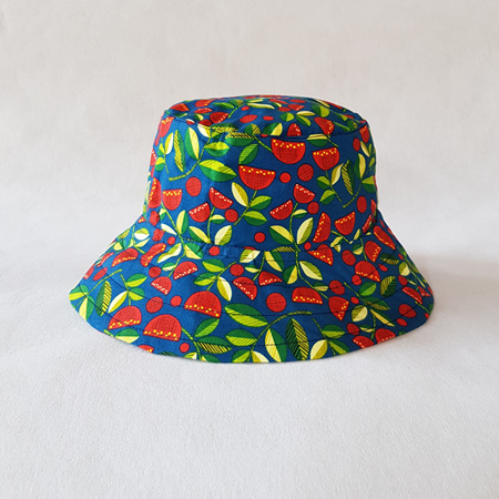 Pohutukawa Bucket Hat - adult size large