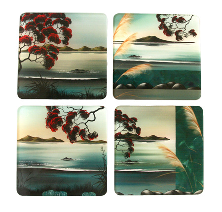 Pohutukawa Coasters NZ02