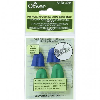 Point Protector for Circular Knitting Needles (Small)