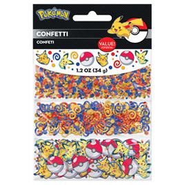 Pokemon confetti.