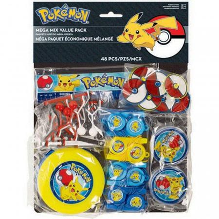 Pokemon value pack - 48 piece