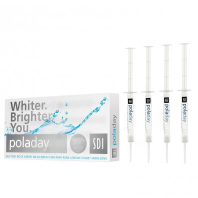 Pola Night 16% Whitening Kit 4 Syringes