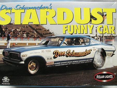 Polar Lights 1/25 Don Schumachers Stardust Funny Car