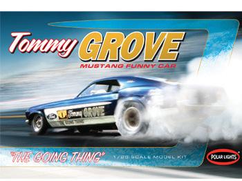 Polar Lights 1/25 Tommy Grove Mustang FC