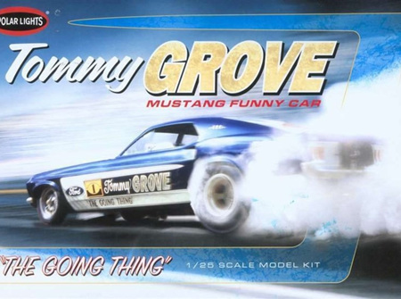 Polar Lights 1/25 Tommy Grove Mustang Funny Car (POL852)