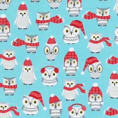 Polar Pals - Owls