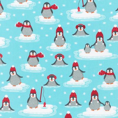Polar Pals - Penguins