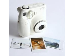 Polaroid Camera - Elite Event Hire & Manufacture