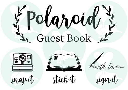 Polaroid / Photo Booth Designs