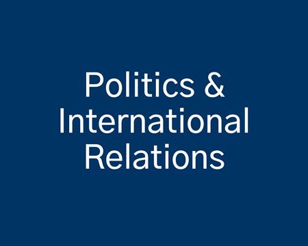 Politics & International Relations