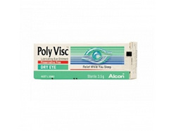Poly-Visc Lub. Eye Ointment 3.5g