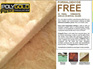 Polygold Pure R2.2 wall insulation - 10.58m2