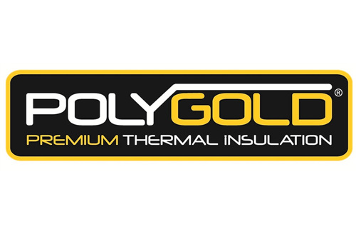 Polygold R3.6 ceiling insulation