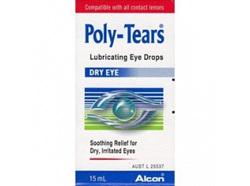 Polytears Eye Drops 15ml