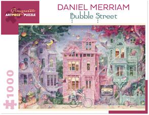 Pomegranate 1000 Piece Jigsaw Puzzle: Daniel Merriam: Bubble Street