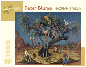 Pomegranate 1000 Piece Jigsaw Puzzle Peter Blume: Hadrian's Villa
