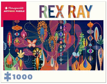 Pomegranate 1000 Piece Jigsaw Puzzle: Rex Ray