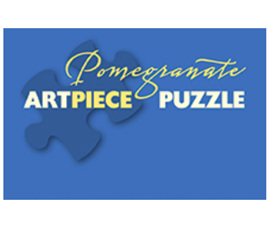 Pomegranate Art Jigsaw Puzzles