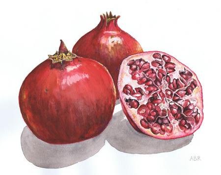Pomegranates (small)