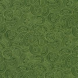 Ponga Koru Green