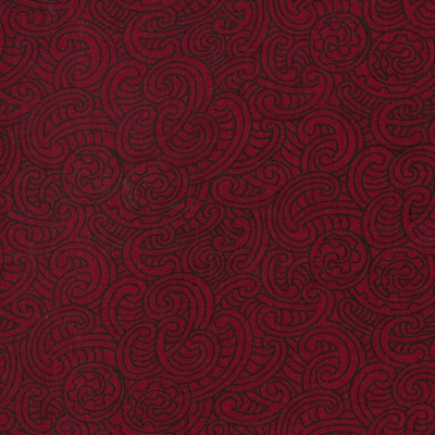 Ponga Koru - Red