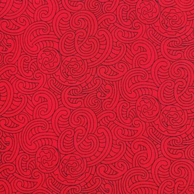 Ponga Koru - Scarlet