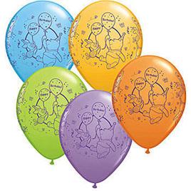 Pooh Bear Balloon - NEW Style