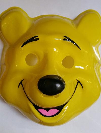 Pooh Bear Masks
