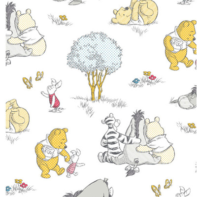 Pooh Nursery - Togetherish Sort of Day