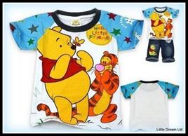 """Pooh & Tigger Tee"""