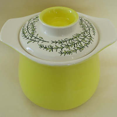 Oven to table ware