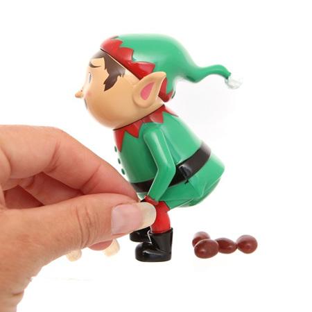 Pooping Elf