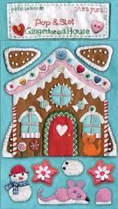 Pop & Slot gingerbread house