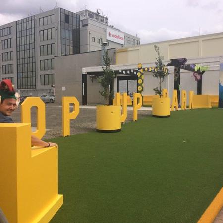 Pop Up Park