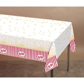Popcorn Party Table Cover