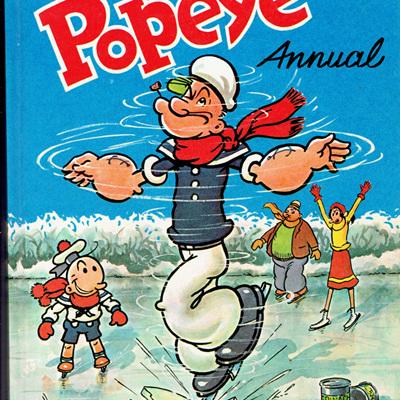 Popeye Annual