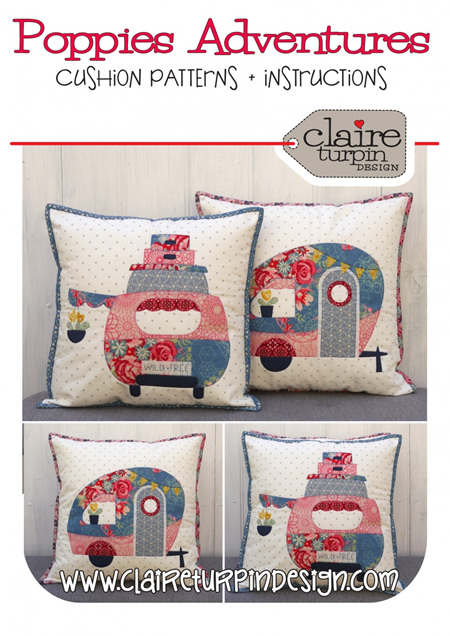 Poppies Adventures by Claire Turpin Design